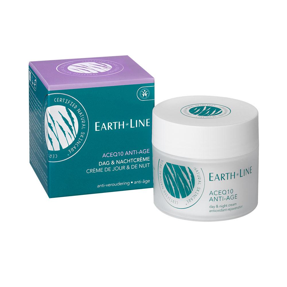 aceQ10 anti-age dag en nachtcrème – 50 ml