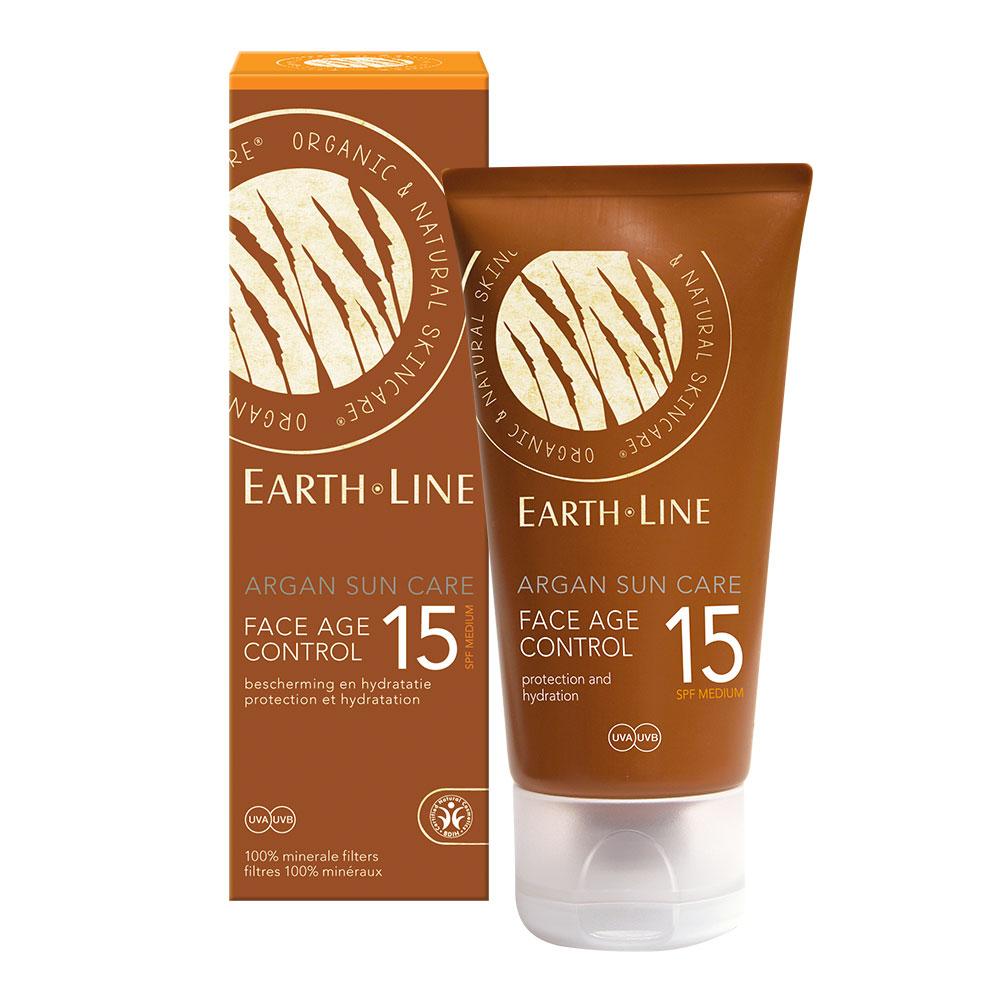 argan sun care face age control SPF 15 – 50 ml