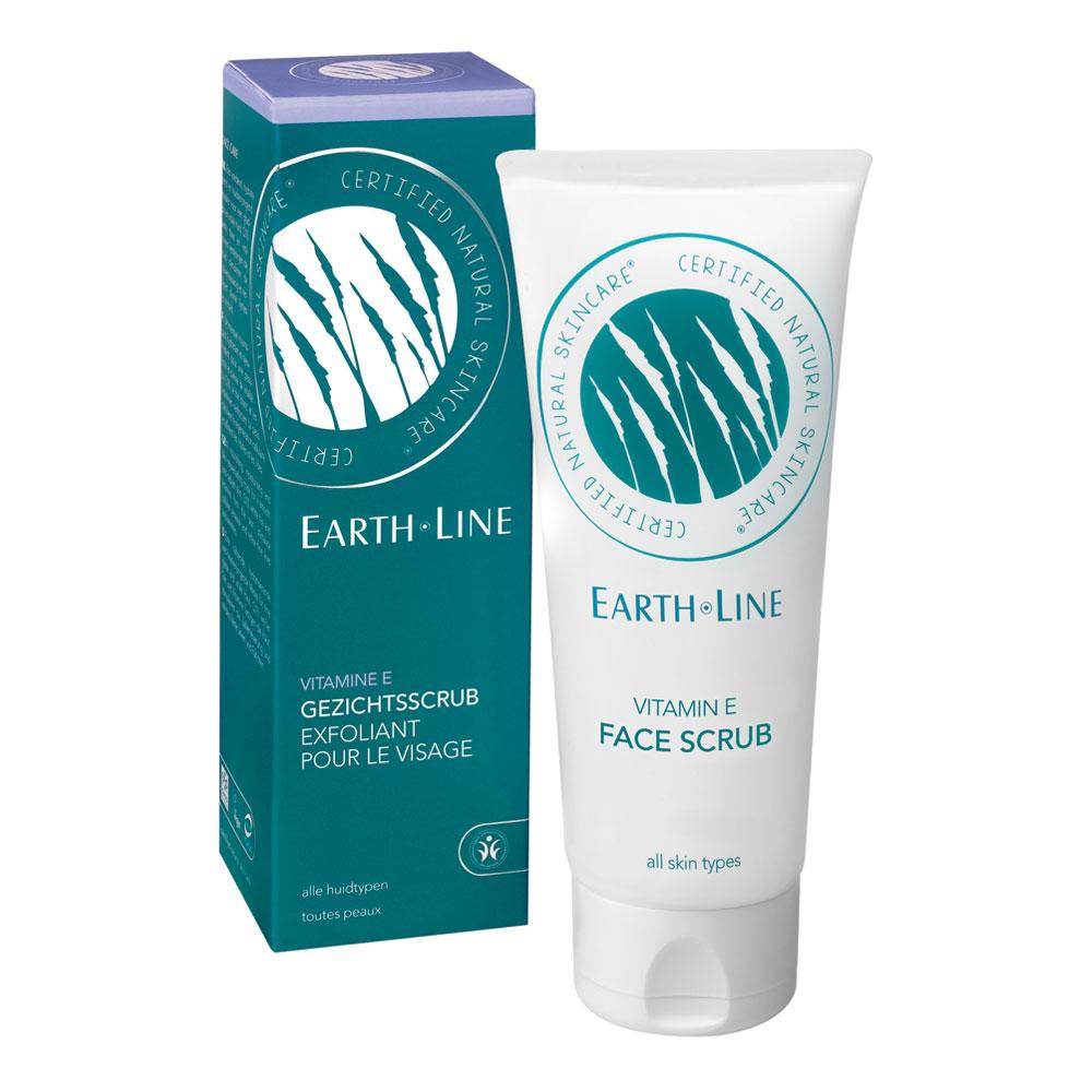 vitamine E gezichtsscrub – 100 ml