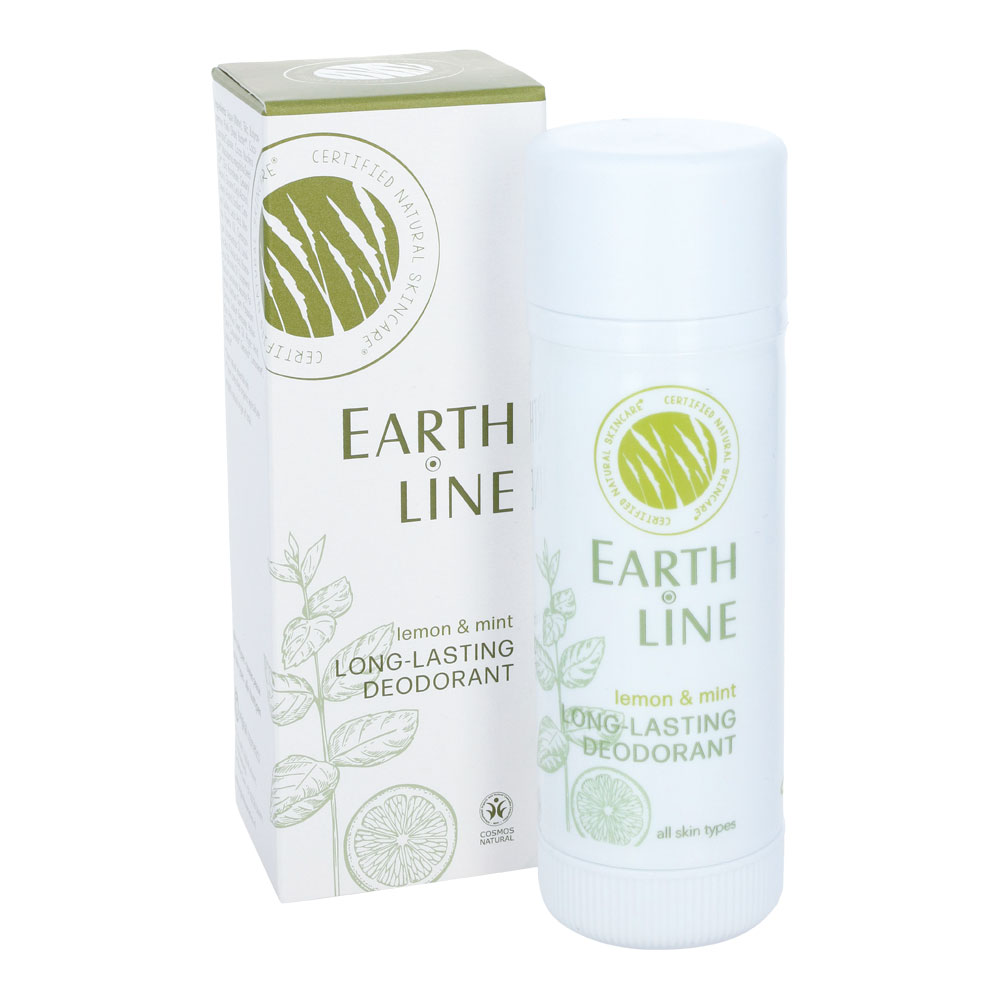 lemon & mint long-lasting deodorant – 50 ml